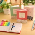 Episode Diary สมุดโน๊ต มีปากกาและโพสอิทในตัว