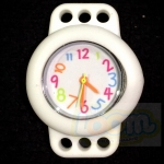 Watch White (ตัวเรือนนาฬิกาข้อมือสีขาว สำหรับ Loom Bands) WW