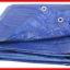 ผ้าใบ เคลือบ1ด้าน ฟ้าขาว ขนาดกว้าง 1.8 เมตร x ยาว 30 หลา ฟ้าล้วน ผ้าฟางริ้ว รังสิต ปทุมธานี คลุมสินค้า กันสาด กันฝุ่น กันฝน กันแดด คลุมงานก่อสร้าง น้ำหนักเบา ทนทาน thumbnail 2