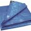 ผ้าใบ เคลือบ1ด้าน ฟ้าขาว ขนาดกว้าง 1.8 เมตร x ยาว 30 หลา ฟ้าล้วน ผ้าฟางริ้ว รังสิต ปทุมธานี คลุมสินค้า กันสาด กันฝุ่น กันฝน กันแดด คลุมงานก่อสร้าง น้ำหนักเบา ทนทาน thumbnail 4