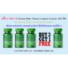 ((ซื้อ 3 แถม 1)) Puritan Multi-Vitamin Complete Formula 100 เม็ด (USA) 3 ขวด ฟรี 1 ขวด ประกอบด้วยวิตามิน แร่ธาตุ กรดอะมิโน และสารสกัดรวมมากกว่า 50 ชนิด