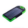 แบตเตอรี่สำรอง OOP 50000mAh ไฟฉาย LED Solar Charge - Green สีเขียว