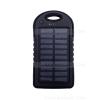 แบตเตอรี่สำรอง OOP 50000mAh ไฟฉาย LED Solar Charge - Black สีดำ