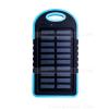 แบตเตอรี่สำรอง OOP 50000mAh ไฟฉาย LED Solar Charge - Blue สีฟ้า