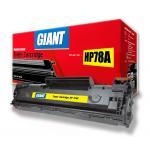 ตลับหมึกเลเซอร์ HP CE278A Giant (Toner Cartridge)