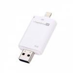 i-flash device 16GB สีขาว