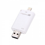 i-flash device 32GB สีขาว