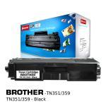 ตลับหมึกเลเซอร์ BROTHER TN-351,359 (Black) Compute (Toner Cartridge)