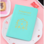 Passport Cover Mint Green