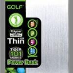 golf tiger 101 เงิน