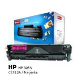 ตลับหมึกเลเซอร์ HP 305A,CE413A (Magenta) Compute (Toner Cartridge)