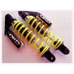 โช๊คแก๊ส wave okd สีเหลืองคาดดำ+กระบอกทอง