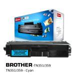 ตลับหมึกเลเซอร์ BROTHER TN-351,359 (Cyan) Compute (Toner Cartridge)