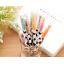 Milky Color Gel Pen ปากกาหมึกเจลลายวัวน้อย 12สี thumbnail 4