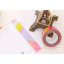 Miss Time Paper Tape Tatercolor Collection (Pink) thumbnail 3