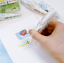 """Moji Liner """"Crayon"""" เทปเน้นข้อความ รุ่นสีเทียน thumbnail 4"""