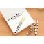 Milky Color Gel Pen ปากกาหมึกเจลลายวัวน้อย 12สี thumbnail 3