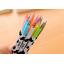 Milky Color Gel Pen ปากกาหมึกเจลลายวัวน้อย 12สี thumbnail 5