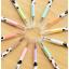 Milky Color Gel Pen ปากกาหมึกเจลลายวัวน้อย 12สี thumbnail 6