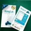 Mangluk Power Slim สมุนไพรแมงลักลดน้ำหนัก กล่องฟ้า สูตรดื้อยา ราคาส่ง