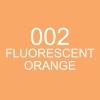 ปากกาพู่กัน ZIG CLEAN COLOR Real Brush - 002 FL. Orange