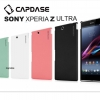 เคส Sony Xperia Z Ultra ของ Capdase Karapace Jacket Touch Case