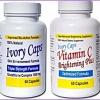 ((เซตผิวขาว หน้าใส)) Ivory Caps 1500 mg คู่กับ Ivory Vitamin C Brightening