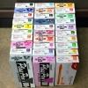 Set 30 Colors 12ชุด - ปากกาสี Monami PlusPen 3000