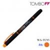 Tombow Kei-coat Twin Head Highlighter - Orange สีส้ม