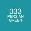 ปากกาพู่กัน ZIG CLEAN COLOR Real Brush - 033 Persian Green