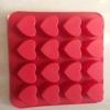 แม่พิมพ์ รูปหัวใจ 16 ช่อง 30g