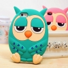 ขายส่ง : Case iPhone 5/5s , 4/4s Owl The Heirs