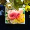 แม่พิมพ์ รูปดอกไม้ 100g