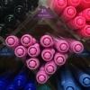 ปากกาสี 2 หัว Monami Live Color No.31 - Red Violet