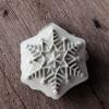 แม่พิมพ์ รูปหิมะ 65g 6.3*1.8cm
