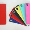 เคสยาง Xperia Z3+ แบบ Soft TPU Line Case