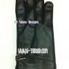 ถุงมือหนัง สีดำ