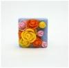 แม่พิมพ์ซิลิโคน รูปดอกกุหลาบ 100g