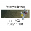 Van Gogh Watercolor 10 mL - 403 Vandyke Brown