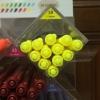 ปากกาสี 2 หัว Monami Live Color No.39 - F. Yellow