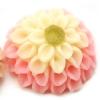 แม่พิมพ์สบู่ซิลิโคน รูปดอกไม้ 80g