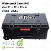 กระเป๋ากล้อง โดรน Waterproof Case IP67 51 x 27 x 22 cm มีล้อลาก BearMaxx #512722