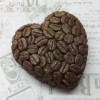 แม่พิมพ์รูปหัวใจกาแฟ 100g