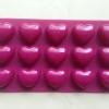 แม่พิมพ์ซิลิโคน รูป หัวใจ 15 ช่อง 10 - 15 g