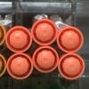 ปากกาไฮไลท์ Monami Colorful Day - No.13 Coral