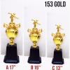 ถ้วยรางวัลโทรฟี่ 153 สีทอง