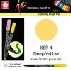 XBR-04 Deep Yellow - SAKURA Koi Brush Pen