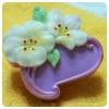 แม่พิมพ์ซิลิโคน รูปดอกไม้ 65g