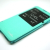 Smile Turquoise Cover Case For Samsung Galaxy Note 3 สีเทอควอยซ์