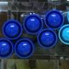 ปากกาไฮไลท์ Monami Colorful Day - No.12 Blue Celeste